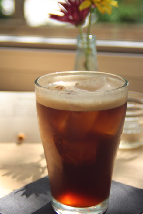 Ration + Dram: Nitro Coffee at Ration + Dram